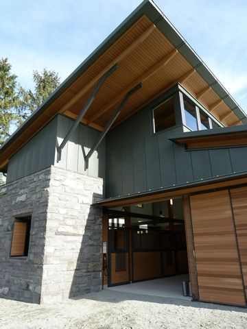 Equestrian Residence Rural West Coast Residential
